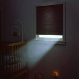Light Block i ett barnrum